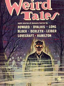 Weird Tales, 1964
