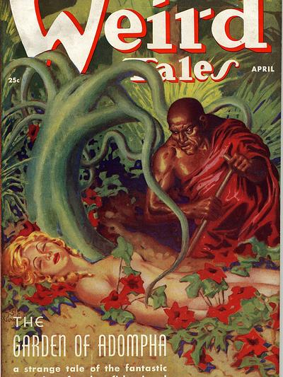 Weird Tales, avril 1938