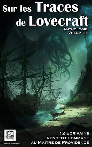 Sur les traces de Lovecraft, volume 1 (couverture)