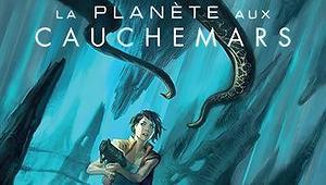 La Planète aux Cauchemars (couverture)