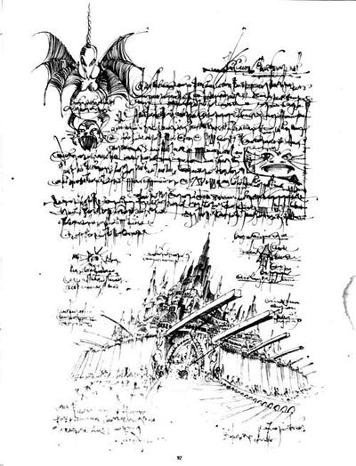 Necronomicon (extrait)