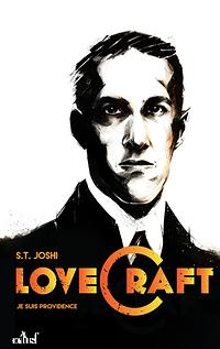 Lovecraft, Je Suis Providence (couverture)