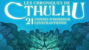 Les Chroniques de Cthulhu (couverture)