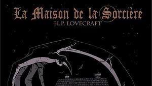 La Maison de la Sorcière (couverture)