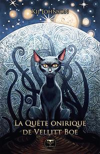 La Quête Onirique de Vellitt Boe (couverture)