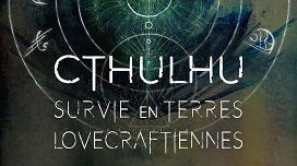 Cthulhu - Survie en Terres Lovecraftiennes (couverture)