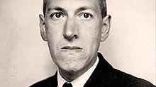 Portrait de H.P.Lovecraft en 1934
