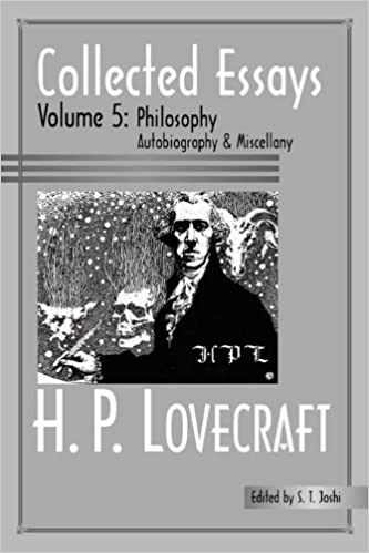 Collected Essays, volume 5 (couverture)
